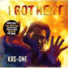 KRS-One - I Got Next, 2xLP
