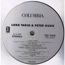 Lord Tariq & Peter Gunz - Make It Reign, LP, Promo, Sampler