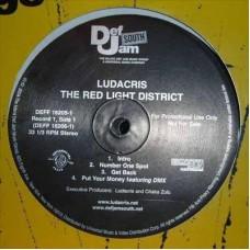 Ludacris - The Red Light District, 2xLP, Promo