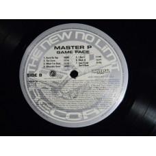 Master P - Gameface, LP, Promo