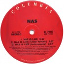 Nas - Nas Is Like / Dr. Knockboots, 12""