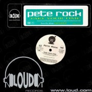 "Pete Rock - Take Your Time, 12"", Promo"