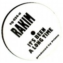 Rakim - It's Been A Long Time, 12""
