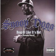 Snoop Dogg Featuring Pharrell - Drop It Like It's Hot, 12""