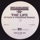 "Styles & Pharoahe Monch - The Life, 12"", Promo"