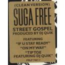 Suga Free - Street Gospel, 2xLP