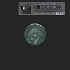 """The Alchemist - Hold You Down, 12"""""""