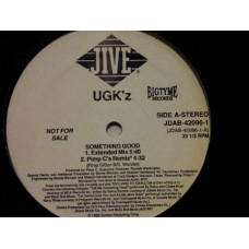 UGK'z - Something Good, 12""