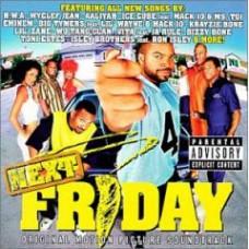 Various - Next Friday (Original Motion Picture Soundtrack), 2xLP, Promo