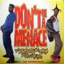 Various - Don't Be A Menace To South Central While Drinking Your Juice In The Hood - The Soundtrack, LP