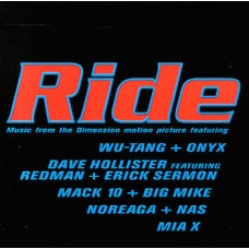 Various - Ride (Music From The Dimension Motion Picture), 2xLP