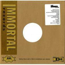 "Various - Slam - The Soundtrack, 2x12"", Promo"