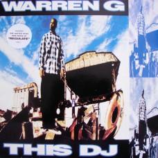 """Warren G - This DJ, 12"""""""