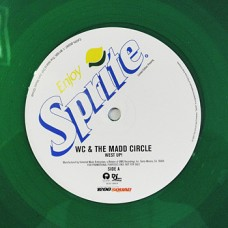 """WC And The Maad Circle - West Up! (Sprite), 12"""", Promo"""