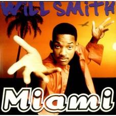 """Will Smith - Miami, 12"""", Promo"""
