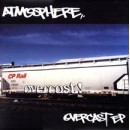 "Atmosphere - Overcast! EP, 12"", EP, Reissue"