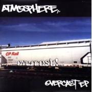 "Atmosphere - Overcast! EP, 12"", EP, Reissue"
