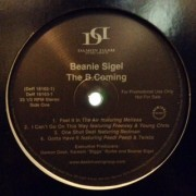 Beanie Sigel - The B. Coming, 2xLP, Promo