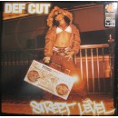Def Cut - Street Level, 2xLP