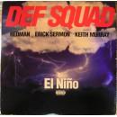 Def Squad - El Niño, 2xLP