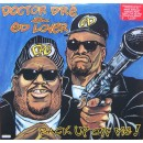 Doctor Dré & Ed Lover - Back Up Off Me!, LP