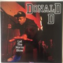 Donald D - Let The Horns Blow, LP