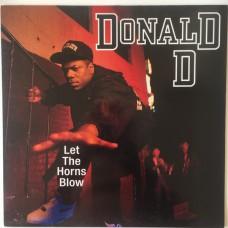 Donald D - Let The Horns Blow, LP