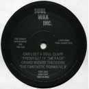 "Grand Wizard Theodore & The Fantastic Ronmatic Five - Can I Get A Soul Clapp ""Fresh Out Of The Pack"", 12"", Reissue"