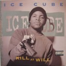 "Ice Cube - Kill At Will, 12"", EP"