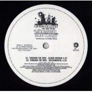 "Kanye West - Through The Wire, 12"", Promo"
