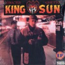 "King Sun - Strictly Ghetto, 12"", EP"