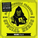 "Metal Fingers - Special Herbs Volume 3 & 4, 2xLP+7"", Reissue"