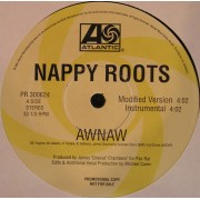 """Nappy Roots - Awnaw, 12"""", Promo"""