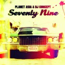 Planet Asia & DJ Concept - Seventy Nine, LP