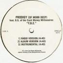 "Prodigy Feat. B.G. - Y.B.E., 12"", Promo"