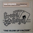 The Prunes Featuring Freestyle - Blow Up Factor Vol.4, 12""
