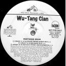 "Wu-Tang Clan - Method Man (Crazy C Remixes), 12"", Promo"