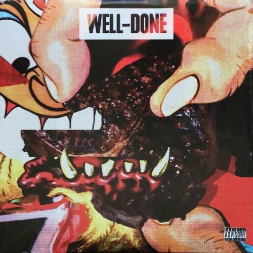 Action Bronson & Statik Selektah - Well-Done, 2xLP, Repress