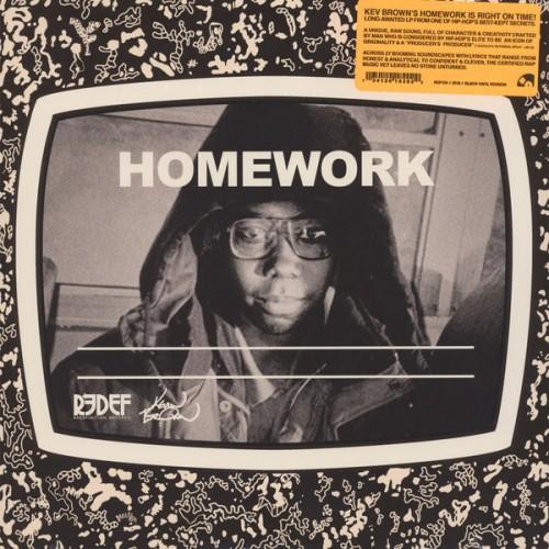 Kev Brown - Homework, LP