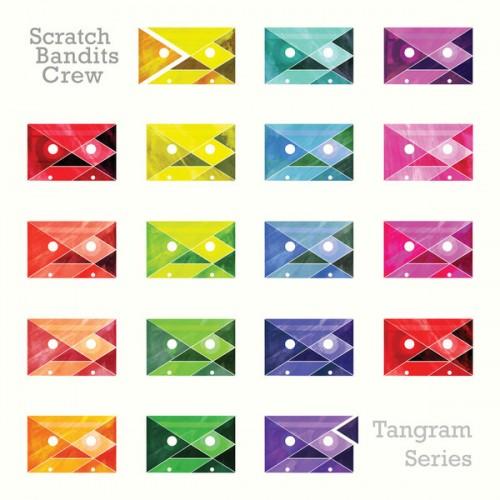 Scratch Bandits Crew - Tangram Series, LP