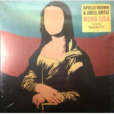 Apollo Brown & Joell Ortiz - Mona Lisa, LP