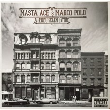 Masta Ace And Marco Polo - A Breukelen Story, 2xLP