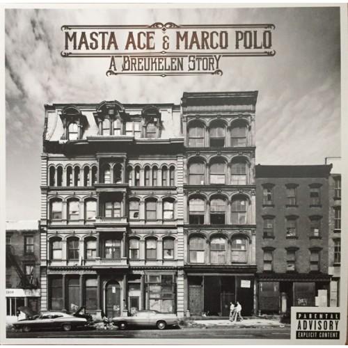 Masta Ace And Marco Polo - A Breukelen Story, 2xLP