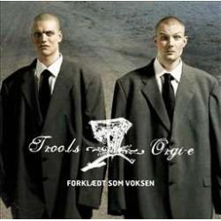 Troo.L.S & Orgi-E - Forklædt Som Voksen, 2xLP, Reissue