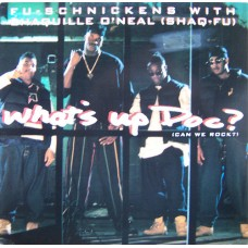 Fu-Schnickens - What's Up Doc? (Can We Rock?), 12""