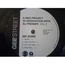 """Mr Dong - A D&D Project In Association With DJ Premier Vol. 2, 12"""""""