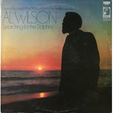 Al Wilson - Searching For The Dolphins, LP