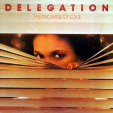 Delegation - The Promise Of Love, LP