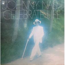 Johnny Nash - Celebrate Life, LP