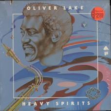 Oliver Lake - Heavy Spirits, LP